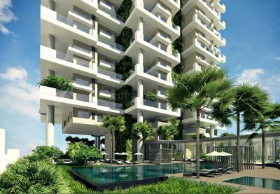 Gallery Cover Pic of Indiabulls Infraestate Sky Forest A3