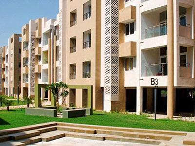Gallery Cover Image of 2250 Sq.ft 3 BHK Independent House for buy in Pacifica La Habitat, Thaltej for 13500000