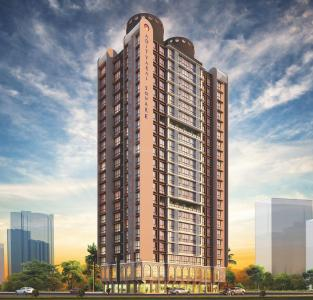 Gallery Cover Image of 550 Sq.ft 1 BHK Apartment for buy in Adityaraj Square, Vikhroli East for 10500000