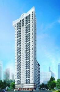 Gallery Cover Image of 450 Sq.ft 1 BHK Apartment for buy in V Raj Viraj Heights, Thane East for 9000000