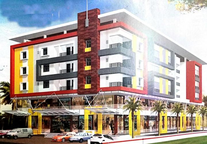 Project Image of 672 Sq.ft 1 BHK Apartment for buyin Katapady for 2500000