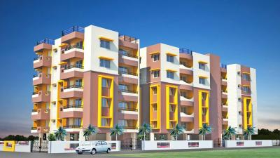 Gallery Cover Image of 902 Sq.ft 2 BHK Apartment for rent in Pansas City Residency, Industrial Area for 10000