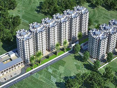 Gallery Cover Pic of Pareena Laxmi Apartments