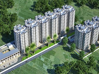 Gallery Cover Pic of Pareena Laxmi Apartments