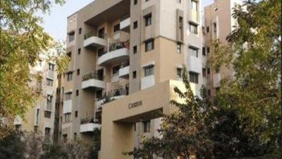 Gallery Cover Image of 1500 Sq.ft 3 BHK Apartment for buy in Magarpatta Cosmos, Magarpatta City for 13000000