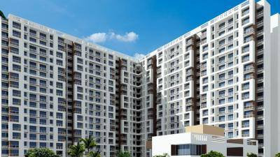 Gallery Cover Image of 1100 Sq.ft 1 BHK Apartment for buy in Squarefeet Grace Square, Mumbra for 4500000