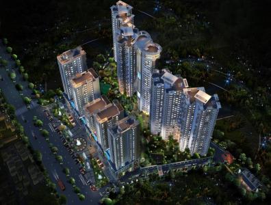 Gallery Cover Pic of Rishabh Studio9 Tower