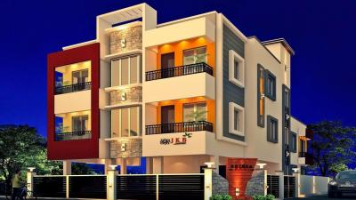 Gallery Cover Image of 570 Sq.ft 1 BHK Apartment for buy in Golden Arch, Kolapakkam for 3300000