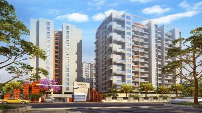 Gallery Cover Image of 1034 Sq.ft 2 BHK Apartment for buy in Life 360 Degree, Rahatani for 6800000