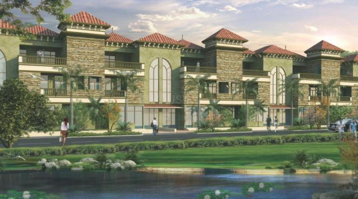 Gallery Cover Pic of Supertech Sports City Villas