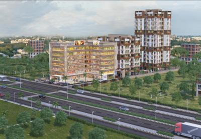 Gallery Cover Image of 1520 Sq.ft 3 BHK Apartment for rent in Shreeji Heights, Nava Naroda for 8500