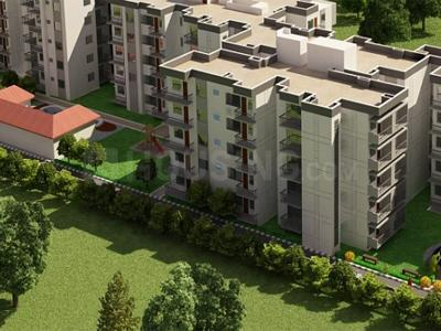 Gallery Cover Image of 1304 Sq.ft 3 BHK Apartment for rent in Shri Diya Viola, Kada Agrahara for 14000