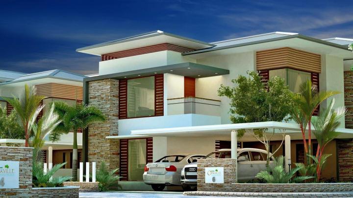 Kent oakville villas and apartments in edappally kochi for Villa constructeur