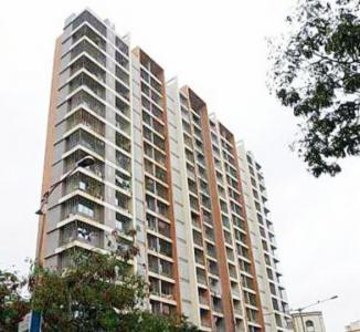 Gallery Cover Image of 450 Sq.ft 1 BHK Apartment for buy in Salasar Garden, Mira Road East for 4300000