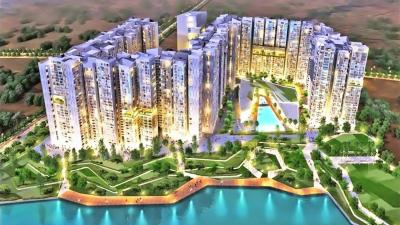 Gallery Cover Image of 1432 Sq.ft 3 BHK Apartment for buy in Aliens Space Station, Tellapur for 8518968