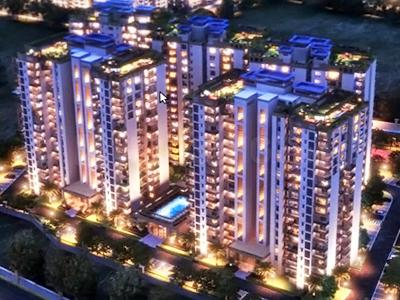 Gallery Cover Image of 1855 Sq.ft 3 BHK Apartment for buy in Ramprastha The Platinum, Vaishali for 16000000