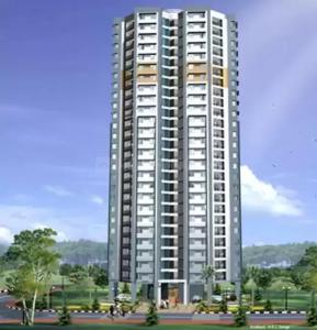 Gallery Cover Image of 500 Sq.ft 1 BHK Apartment for rent in Shwas Alpine Suites, Edappally for 10000