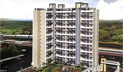 Gallery Cover Image of 670 Sq.ft 1 BHK Apartment for buy in Space Homes, Vasai East for 3500000