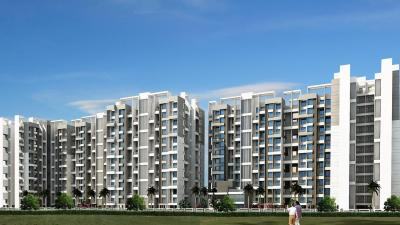 Gallery Cover Image of 1250 Sq.ft 3 BHK Apartment for rent in Rohan Silver Palm Grove, Ravet for 20000