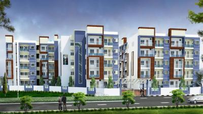 Gallery Cover Image of 1055 Sq.ft 2 BHK Apartment for rent in Elegant Pride, Jakkur for 18000