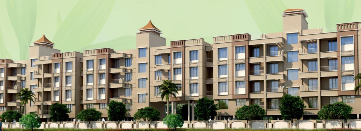 Gallery Cover Pic of ROYALE RAHADKI GREENS NEW PHASE