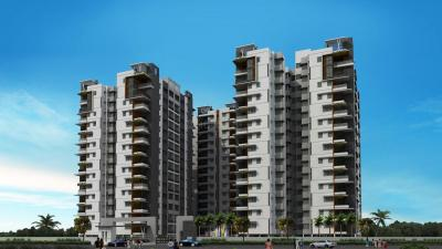 Gallery Cover Image of 1645 Sq.ft 2 BHK Apartment for rent in DSR Sunrise Towers, Chansandra for 30000