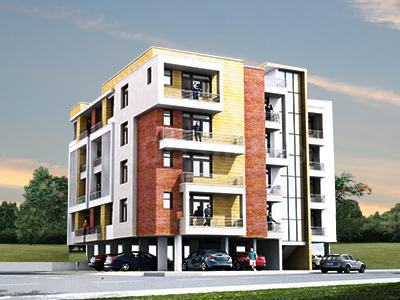 Gallery Cover Pic of Yash Apartment