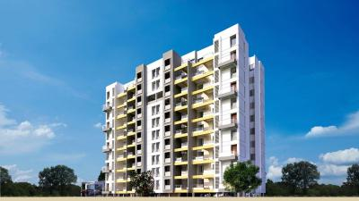 Gallery Cover Image of 600 Sq.ft 1 BHK Apartment for rent in Sree Little Hearts, Undri for 7500