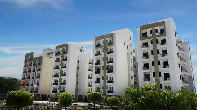 Gallery Cover Image of 1335 Sq.ft 3 BHK Apartment for buy in Satya Malwa Heights, Manglia for 2471085