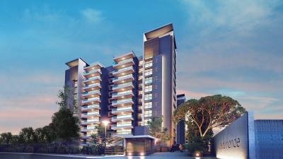 Gallery Cover Image of 5800 Sq.ft 5 BHK Apartment for buy in Nishant Ratnaakar BeauMonde, Jodhpur for 55000000