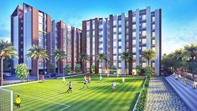 Gallery Cover Image of 1105 Sq.ft 3 BHK Apartment for buy in Magnolia Sports City, Barrackpore for 3204500