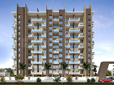 Gallery Cover Image of 1130 Sq.ft 2 BHK Apartment for buy in Vishal Belleza Apartments, Hadapsar for 6000000