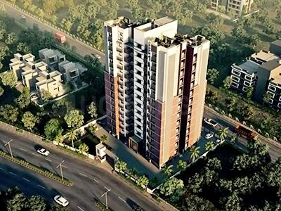 Gallery Cover Image of 1863 Sq.ft 3 BHK Apartment for rent in Alok Heights, Nirnay Nagar for 21000