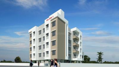 Gallery Cover Image of 615 Sq.ft 1 BHK Apartment for buy in Tara Mangal 2, Parijat Nagar for 3500000