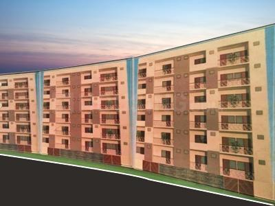Gallery Cover Pic of Elkens Sai Dham Apartments