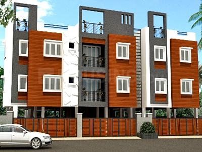 Gallery Cover Pic of Shree Shelters Millinium Flats