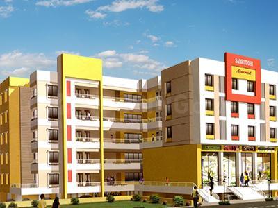 Modern Samruddhi Apartment