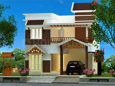 Gallery Cover Image of 1135 Sq.ft 2 BHK Apartment for buy in Sophia Signature, Edathala for 4500000