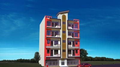 Gallery Cover Image of 400 Sq.ft 2 BHK Independent House for rent in A B Bhasin Homes III, Nawada for 25000