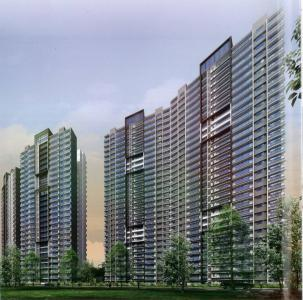 Gallery Cover Image of 1578 Sq.ft 3 BHK Apartment for rent in Amanora Neo Towers, Hadapsar for 32000