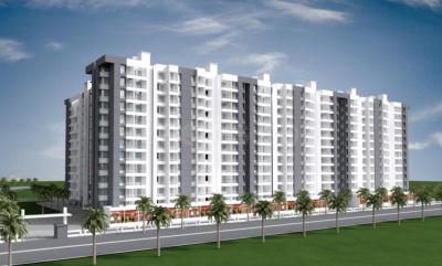 Gallery Cover Image of 575 Sq.ft 1 BHK Apartment for buy in Mantra Magic Phase 2, Chimbali for 2400000