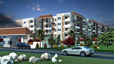 Gallery Cover Image of 1050 Sq.ft 2 BHK Apartment for rent in Pearl Shell, Balagere for 20000