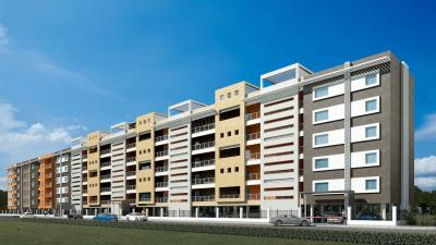 Gallery Cover Image of 1173 Sq.ft 2 BHK Apartment for rent in BM Rose Wood, Whitefield for 20000