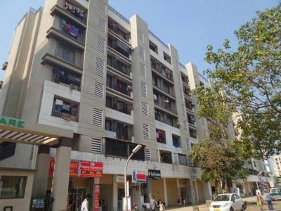 Gallery Cover Image of 449 Sq.ft 1 BHK Independent House for buy in Squarefeet Grand Square, कसरवादवाली, Thane West for 4700000