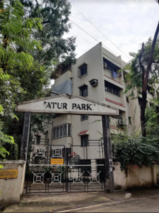 Gallery Cover Image of 1200 Sq.ft 2 BHK Apartment for rent in Atur Park, Sangamvadi for 28000