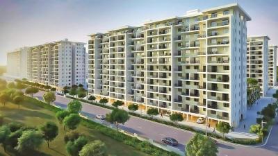 Kolte Patil IVY Apartments