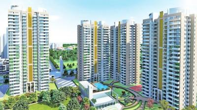Gallery Cover Image of 325 Sq.ft 1 RK Apartment for rent in Ramprastha Primera, Sector 37D for 4000