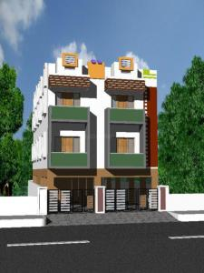 Gallery Cover Image of 799 Sq.ft 2 BHK Apartment for rent in GV Homes, Thiruneermalai for 9000
