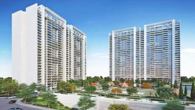 Gallery Cover Image of 3200 Sq.ft 3 BHK Apartment for rent in Panchshil Realty Towers, Kharadi for 70000