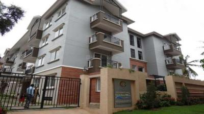 Gallery Cover Image of 1995 Sq.ft 3 BHK Apartment for rent in Gina Living Waters, Kalyan Nagar for 30000
